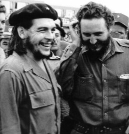 """El Che"" and Fidel"