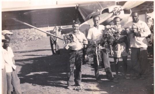 Remy de Hannen landed on Saba