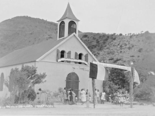 Roman Catholic Church in Grand Case