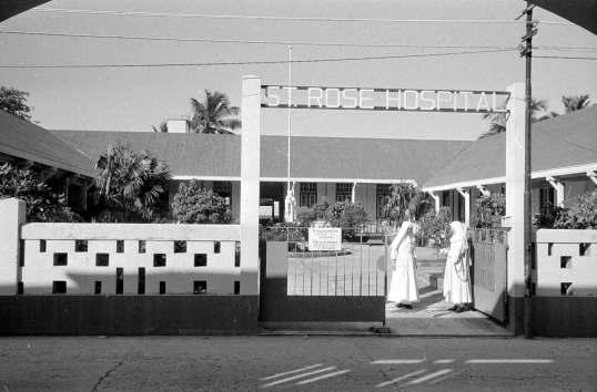 St. Rose Hospital 1947
