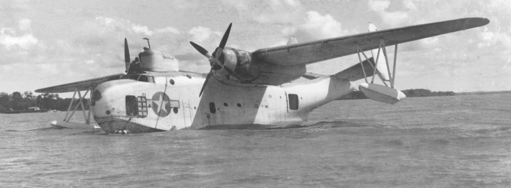 Aviation over our islands during World War II (2/5)