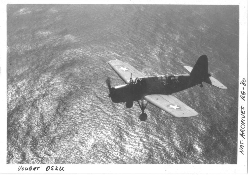 Aviation over our islands during World War II (1/5)