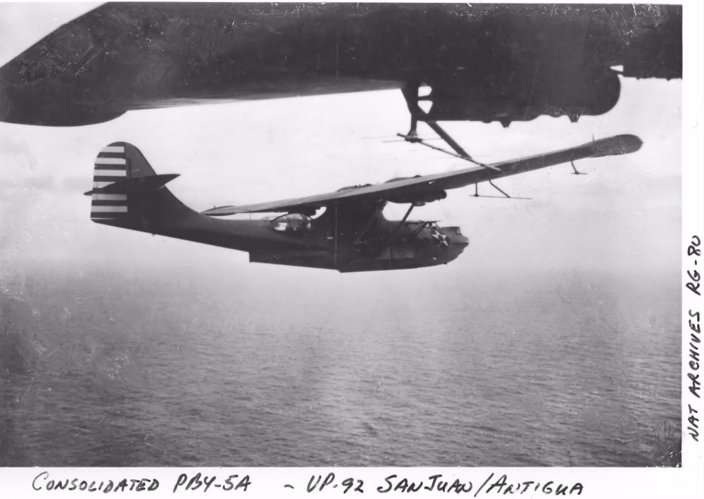 Aviation over our islands during World War II (4/5)