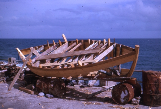Leslie Johnson's boat - Jul 1964