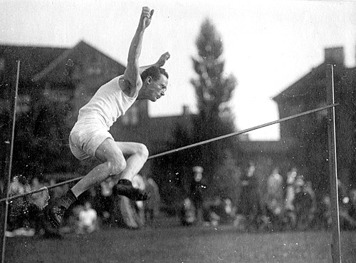 Thomas Clifford Vanterpool, and accomplished athlete