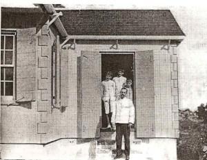 Navigation School (Capt. Freddie Simmons)