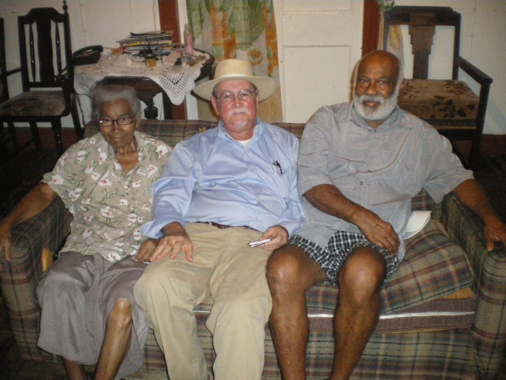 The Senator from St. Eustatius (2/6)