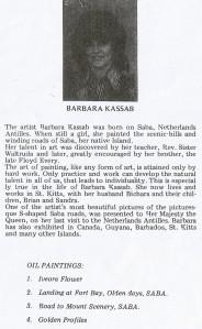ArtistBarbara Kassab