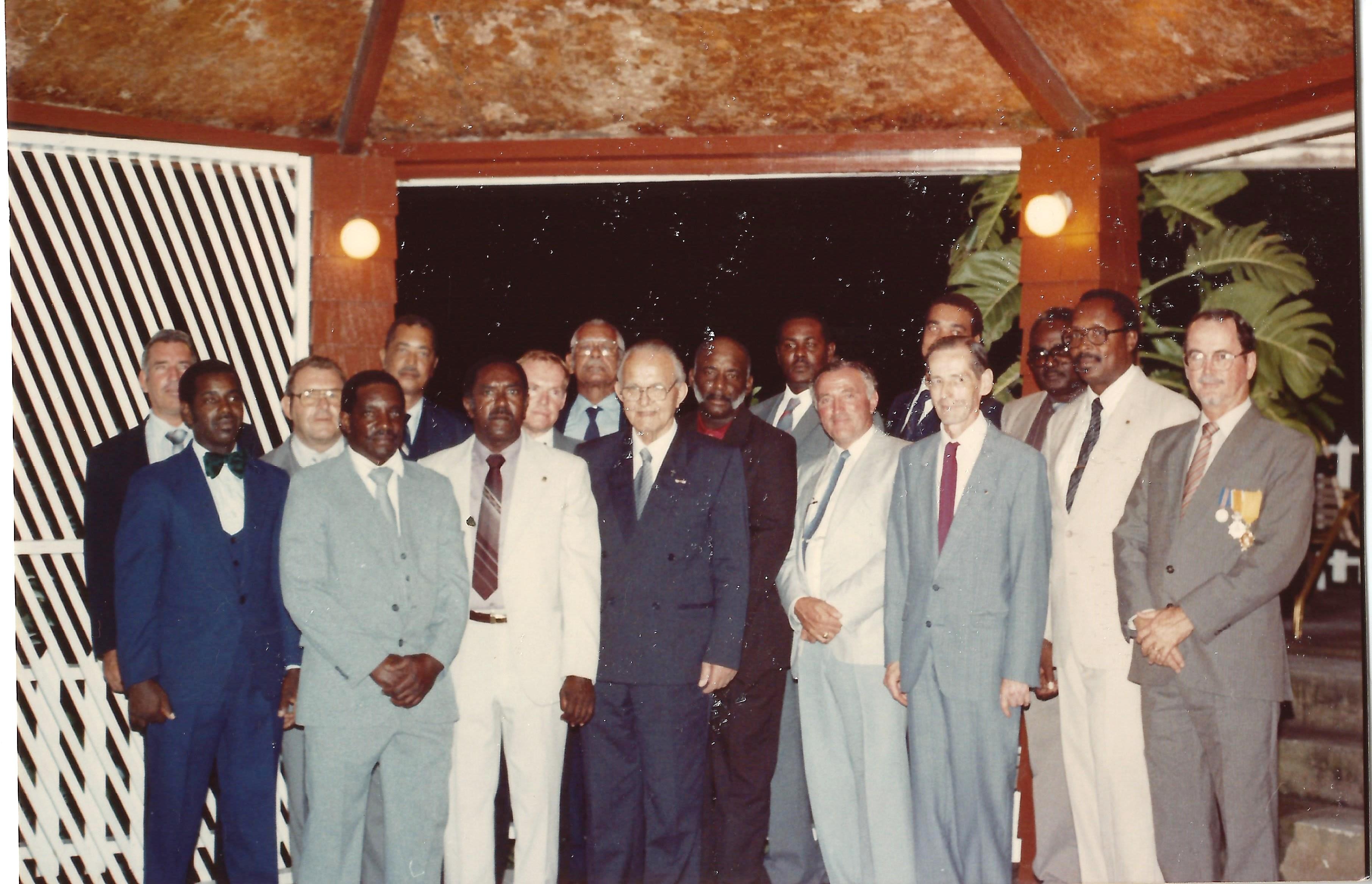 Brakkeput boys 1987