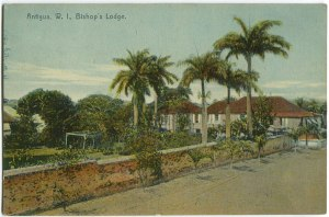 Bishop's Lodge Antigua -1910