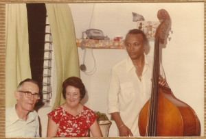 John Willam Johnson and wife Melanie Hassell and unknown