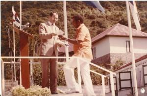Saba Day 1985