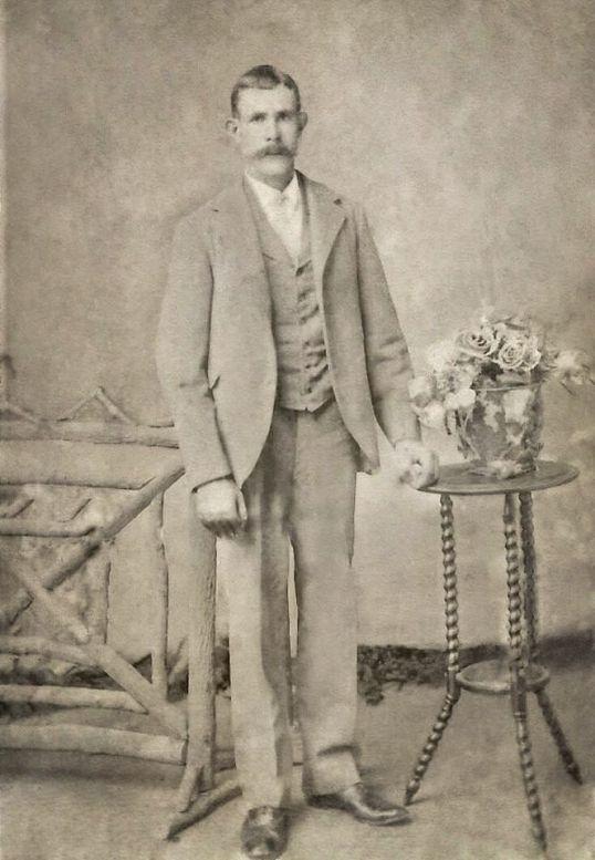 John William Leverock