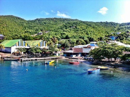 Port Elizabeth, Bequia, Grenadines.