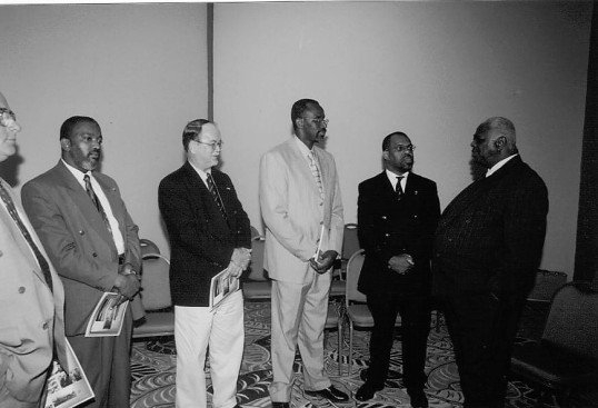 delegation to ST. kITTS
