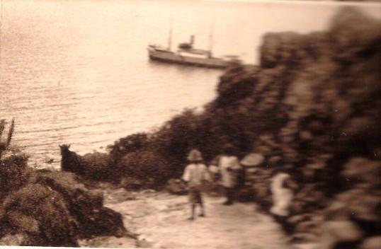 """MV """"Batalt"""" 1930's"""