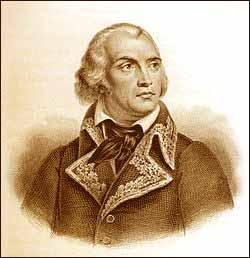 Joseph Benoit Andre Rigaud sepia image courtesy Alin Hall