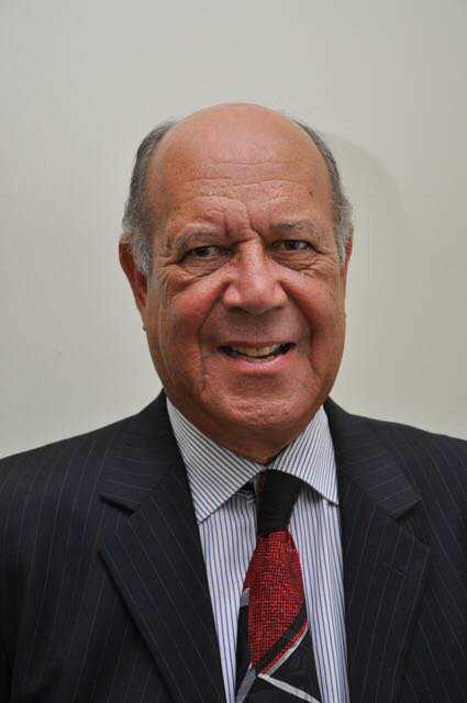 Former Lt. Governor Max Pandt.