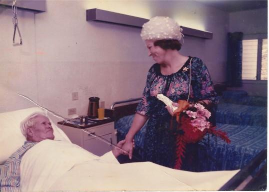 Ralph Hassell Nov. 1980