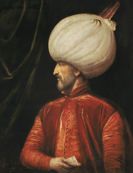The-portrait-sultan-Suleiman-tizian
