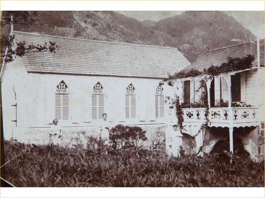 1890-1910 Church Bottom - Tropenmuseum