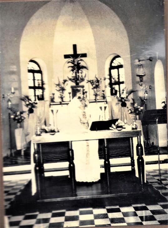 Sacred Heaart Chuch The Bottom 1935.